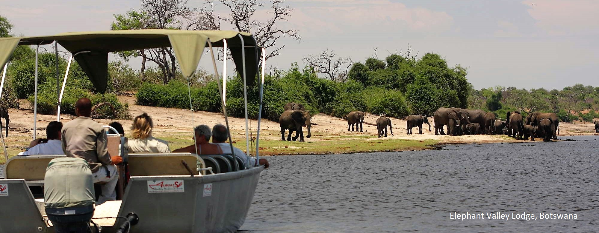 Elephant Valley Lodge Chobe Boat Cruise 2