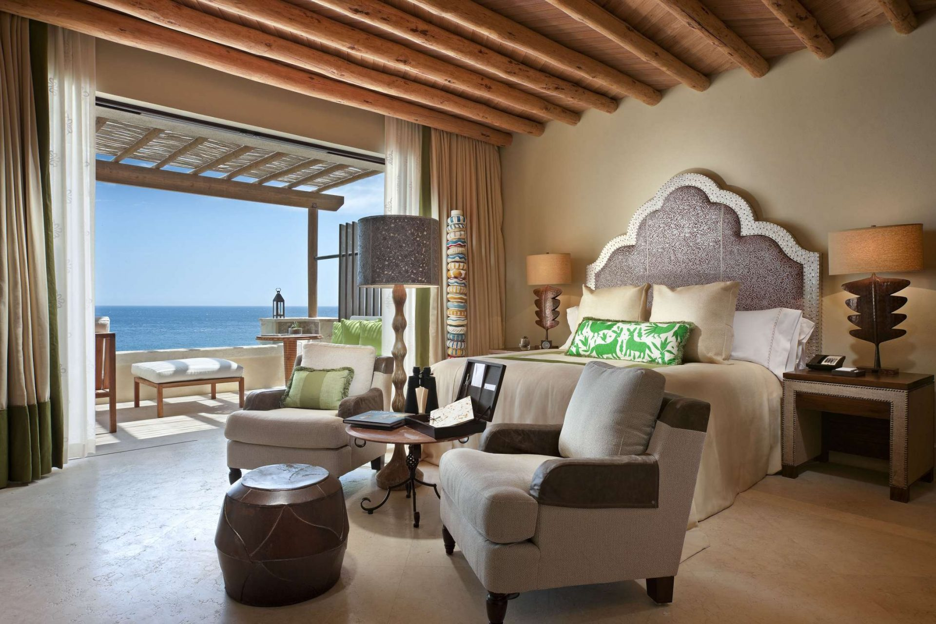 Ocean View Room Pedregal