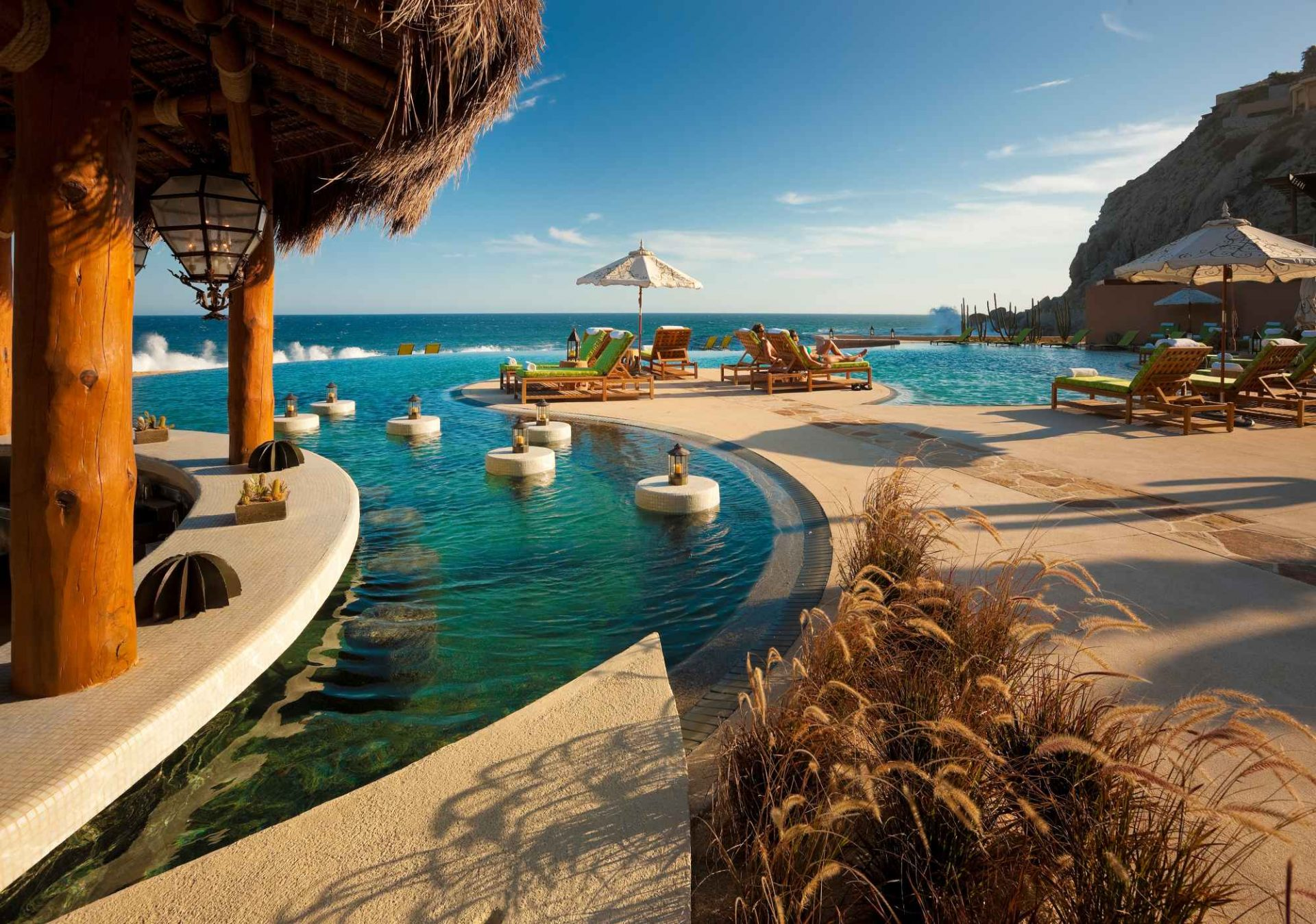Pool The Resort at Pedregal