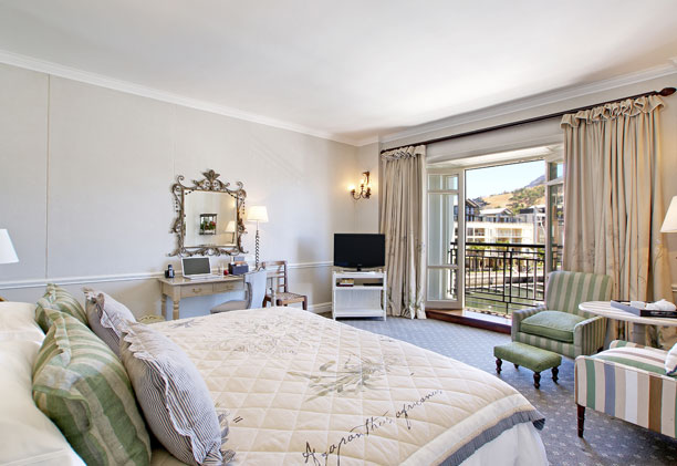 Table Mountain Luxury Room