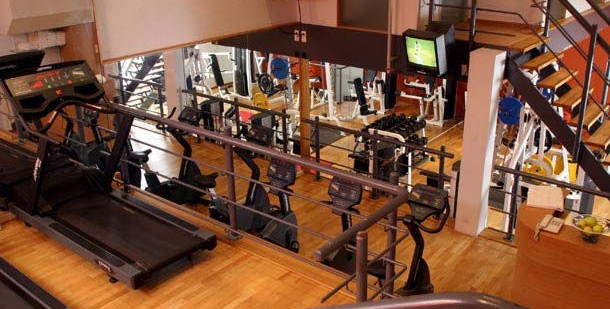 Exercise Room - Crop