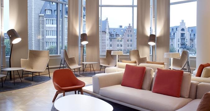 HILTON BRUSSELS_hotellobby