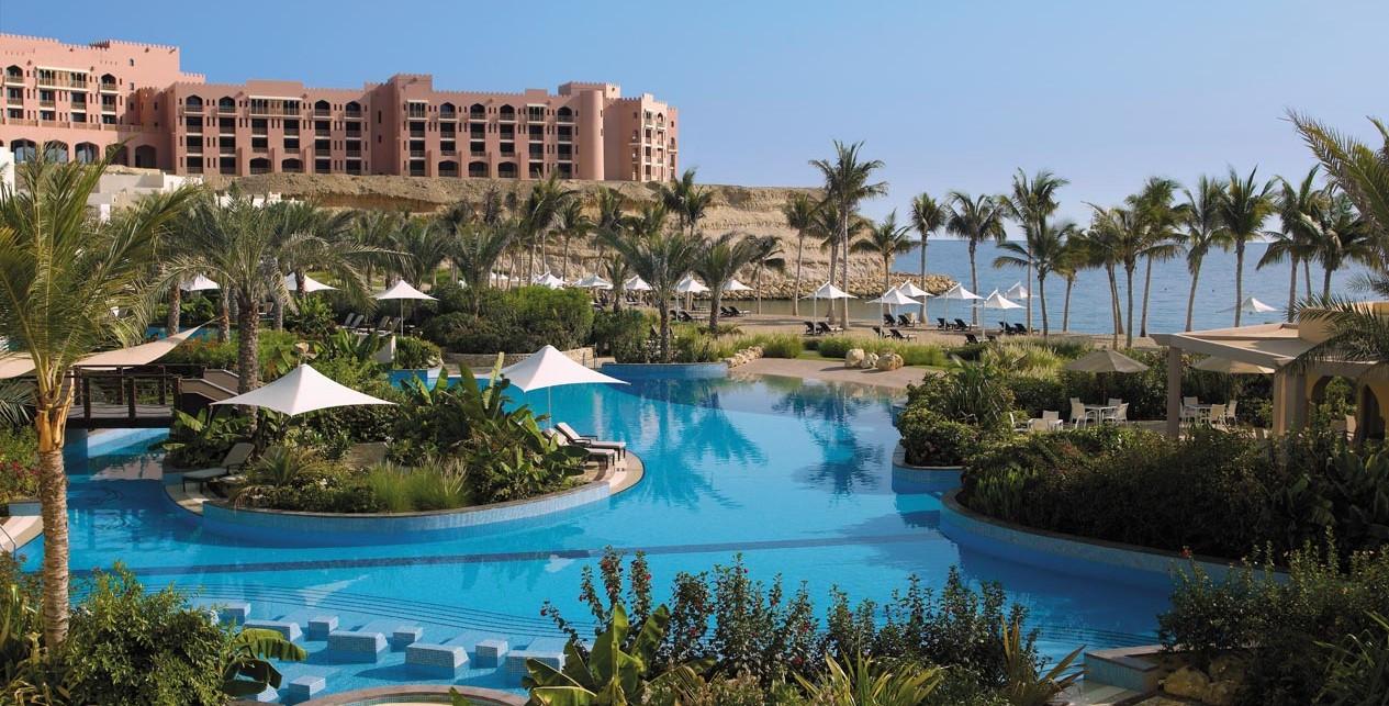 Al Bandar Hotel Pool - Copy