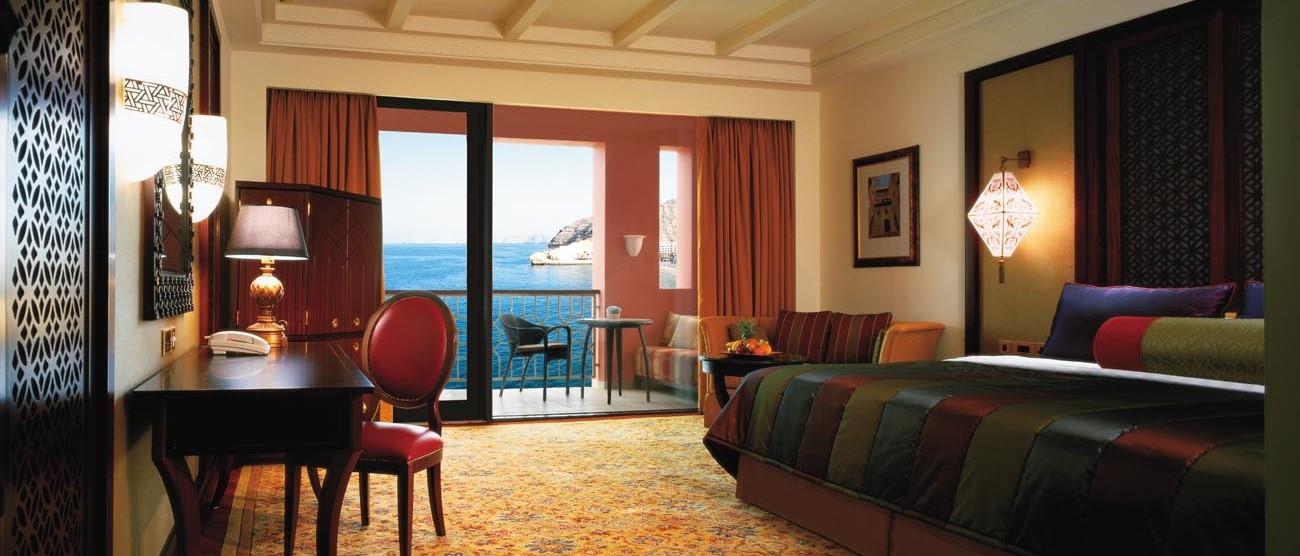 Al Husn Hotel Deluxe Room - Copy