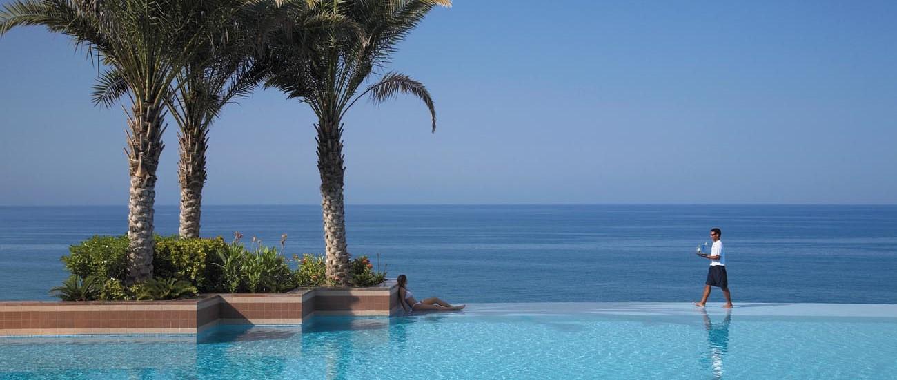 Al Husn Hotel Infinity Pool Service - Copy