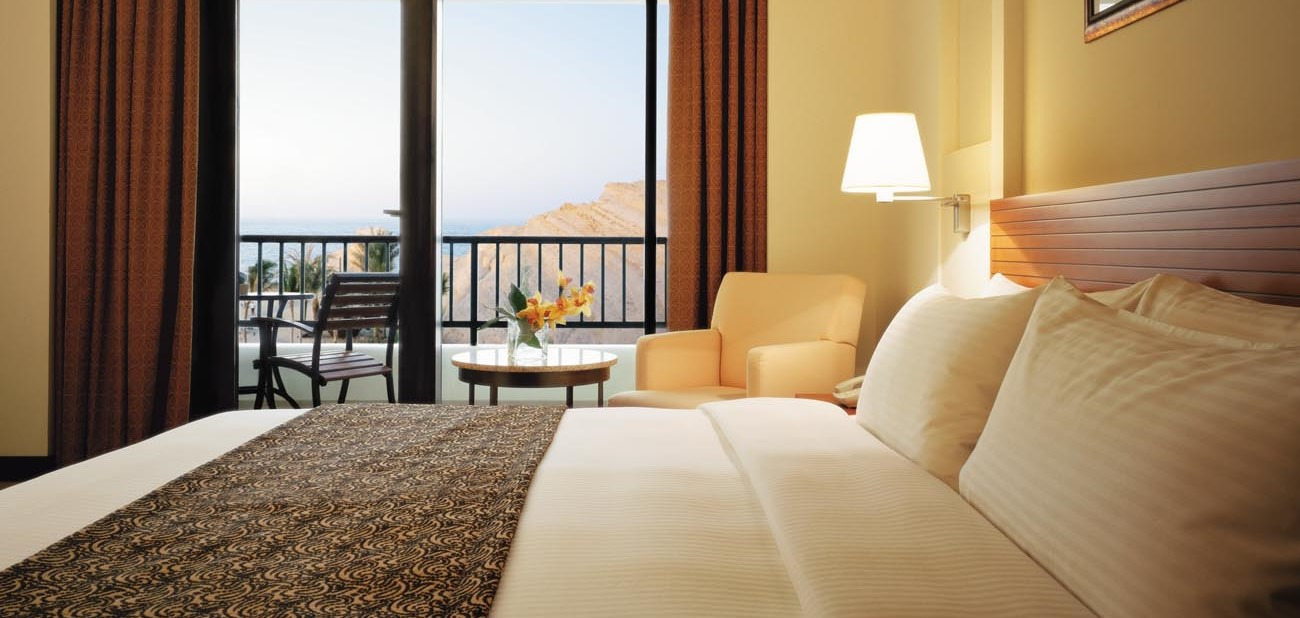 Al Waha Hotel Superior Seaview Room - Copy