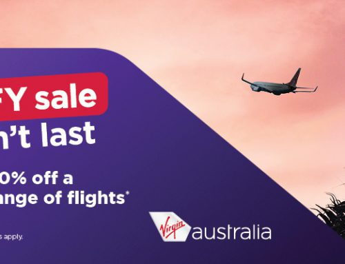 Virgin Australia's EOFY Sale