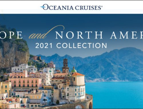 Oceania Cruises: Europe & North America 2021 Collection