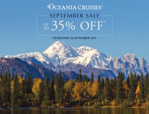 Oceania Cruises – September Sale