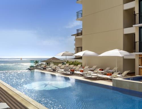 Stay at the newly opened Halepuna Waikiki