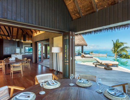 5 night Fiji holiday package deal @ Six Senses Fiji
