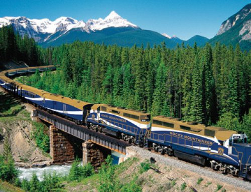 Rocky Mountaineer's 3 Perks Promotion
