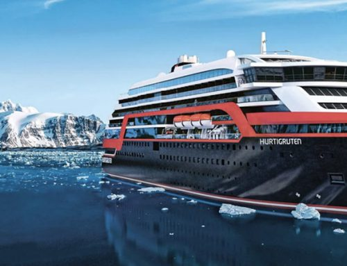 Explore the Frozen Continent with Hurtigruten