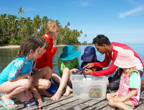 Escape to Fiji for the School Holidays