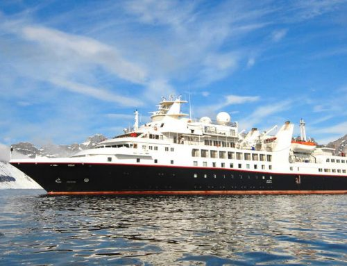 Cruise the Arctic and Russian Far East with Business Class Airfares included