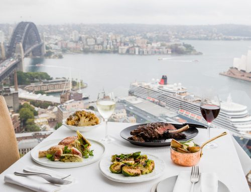 Stay at the Shangri-La Sydney